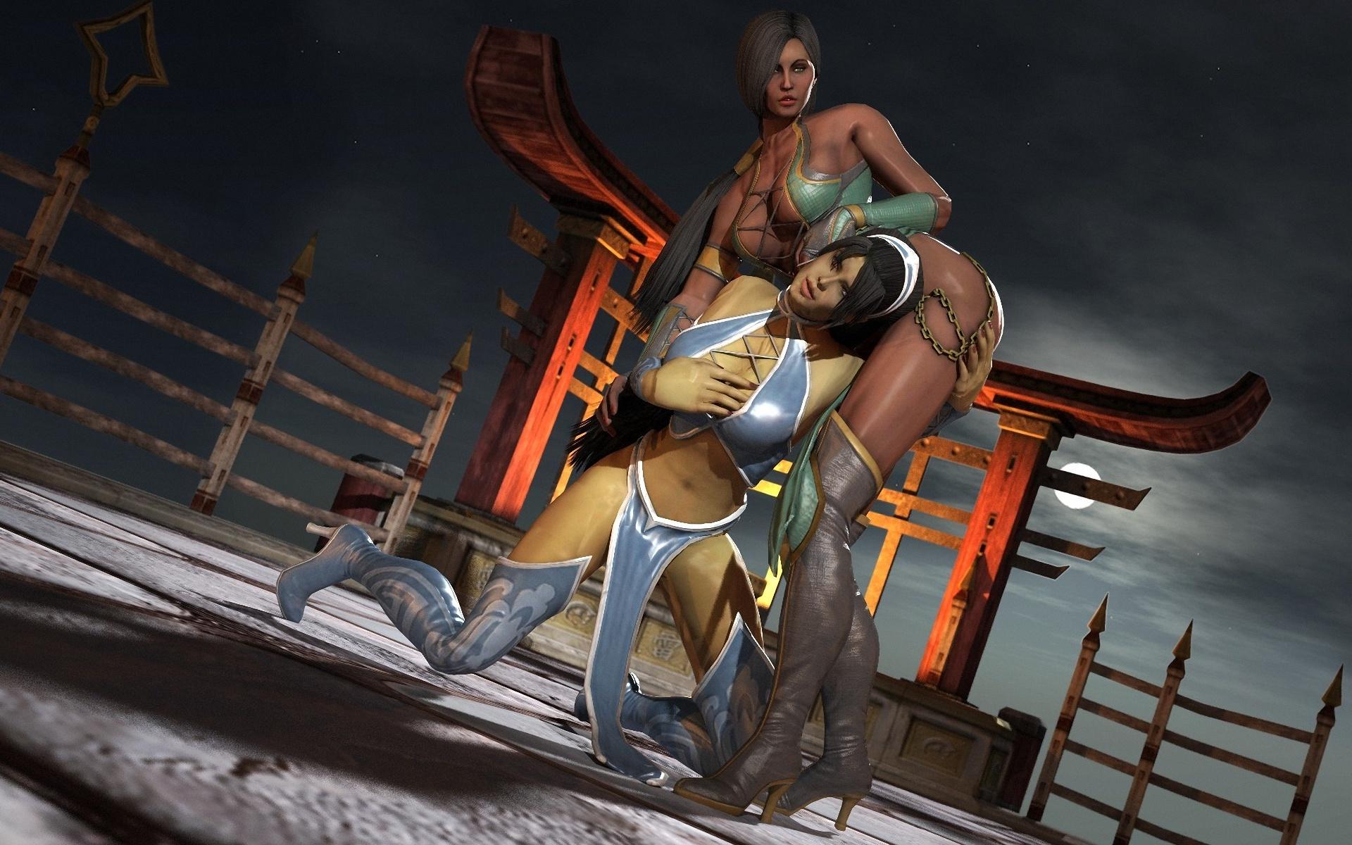 Mortal kombat komplete edition nude kita sexual vids